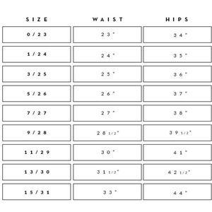 KanCan Jeans - Higher Rise Girlfriend Jeans - KanKan
